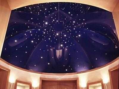 Потолки «Звездное небо»